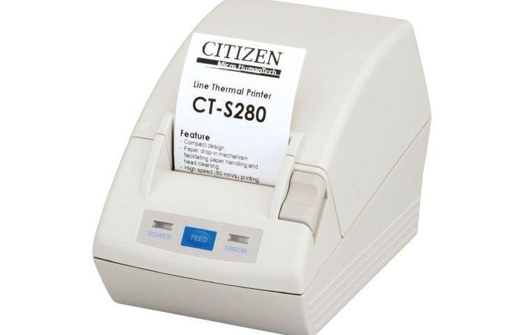 принтер Datecs FP-280